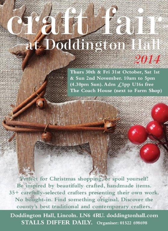 Doddington Hall Christmas Fair @ Doddington Hall | Doddington | England | United Kingdom