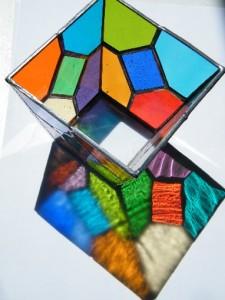 Shedglas Design Stained Glass Copper Foil Candle Box Workshop (Advanced) @ Shedglas Design, Haconby | Haconby | England | United Kingdom