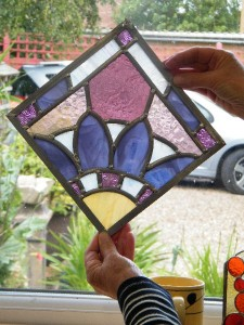 Shedglas Design Introductory Leaded Stained Glass Workshop @ Shedglas Design, Haconby | Haconby | England | United Kingdom