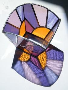 Shedglas Design Copper foil Candle box Workshop at Stamford Arts Centre @ Stamford Arts Centre   Stamford   United Kingdom