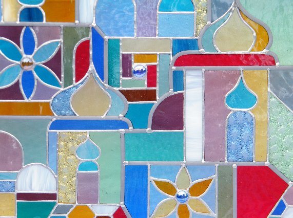 Detail from a Moroccan theme
