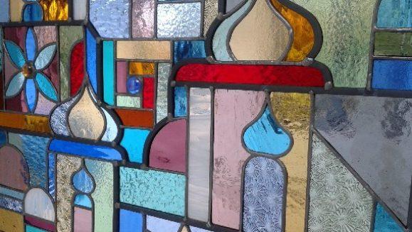 Shedglas Design - Moroccan detail 2