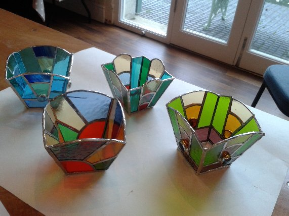 Shedglas candle box workshop