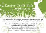 Doddington Hall Easter event