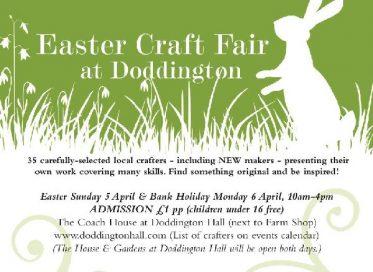 Doddington Hall Easter Craft Fair