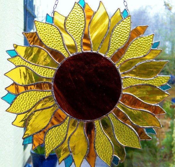 Shedglas Design Sunflower
