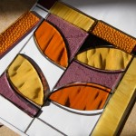 Introductory stained glass leaded workshop